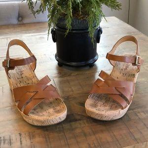 Kork Ease Wedge Sandal